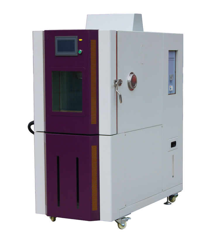 - 70 °C ~ + 150 °C Programmable Environment Simulation Chamber Temperature Humidity Test Chamber