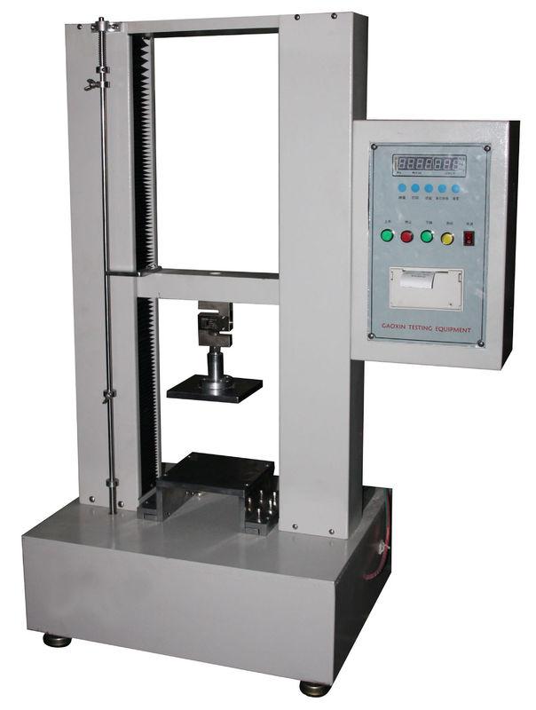 Paper  Board / Paper Testing Equipments , Compression Strength Tester
