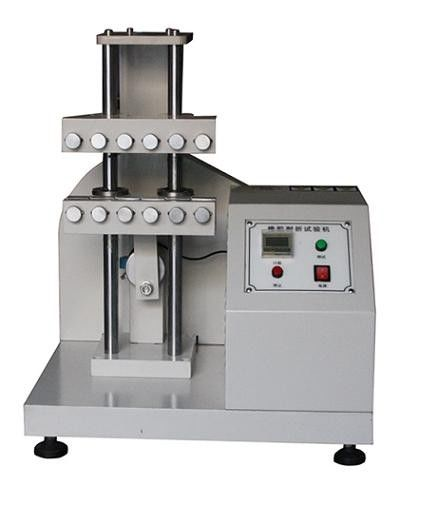 Rubber Flexometer Rubber Bending Testing Equipment for Shos